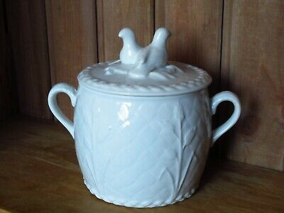 Royal Worcester Gourmet Oven China Tall Casserole Dish Vgc • 22£