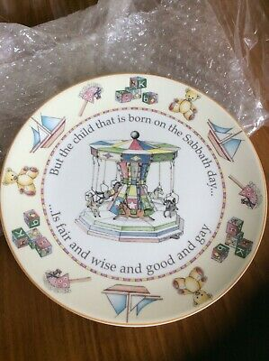 Royal Worcester  Plate • 3.99£