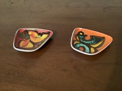 Poole Pottery Pin Dishes • 0.99£