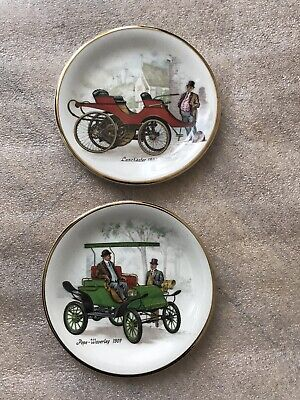 Pair Of Harry Hancock Collectable Plates / Rydalia Ware • 10£
