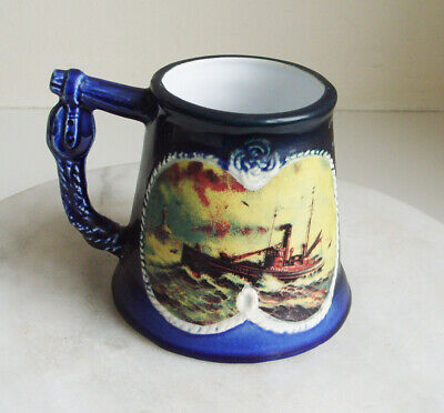 Great Yarmouth Pottery Mug  LOWESTOFT & EAST SUFFOLK MARITIME SOCIETY • 8£