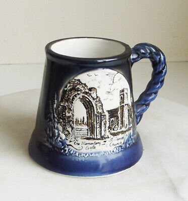 Great Yarmouth Pottery Mug  DUNWICH FLORA TEA ROOMS  • 8£