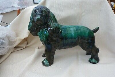Blue Mountain Pottery Large Standing Dog 28 Cm High • 25£