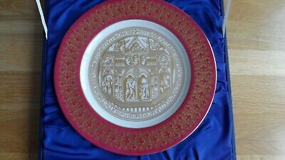 Spode Anniversary Of The Martyrdom Of St Thomas Becket Plate • 5£