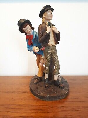 Royal Doulton Oliver Twist Sculpture Hand Made Resin • 50£