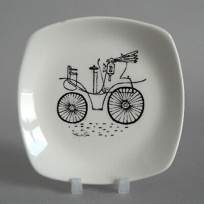 Midwinter Terence Conran 1900 Benz 3hp Pin Tray / Pickle Dish Mid-century Modern • 14.99£