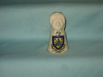 Arcadian Suffragette Candlesnuffer* - ROYAL LEAMINGTON SPA Crest • 2.99£