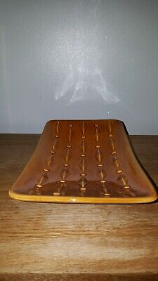 Withernsea Eastgate Pottery Dish • 4£