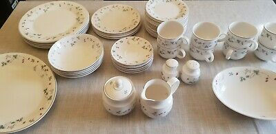 Royal Doulton Expressions Strawberry Fayre Dinner Service • 40£