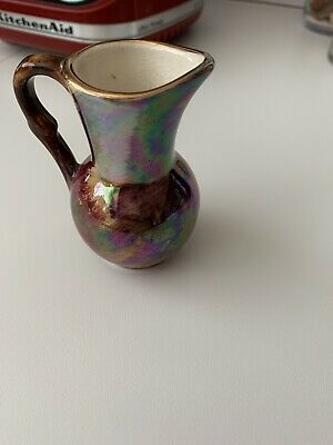 Old Court Wear Hand Painted Small Jug • 2£