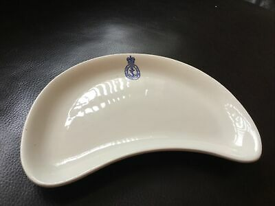 Grindley Broad Arrow Oval Naval Plate 1965 Admiralty Crest • 8.99£
