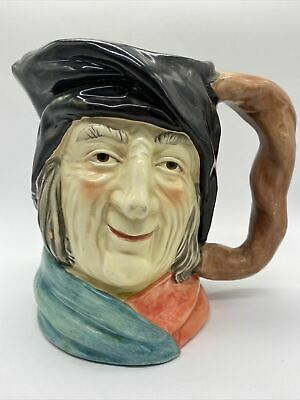Large Collectible Ceramic Renaissance Style Gentleman Decorative Toby Jug  • 29.99£
