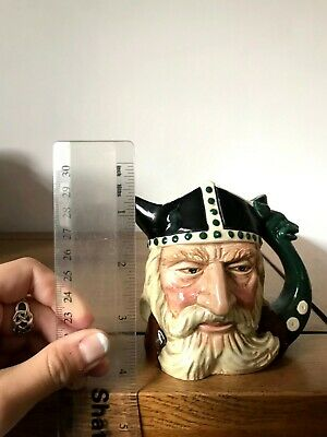 Viking Toby Jug 1958/ Vintage Jugs/Collectable Antique / Royal Doulton Jugs  • 15£