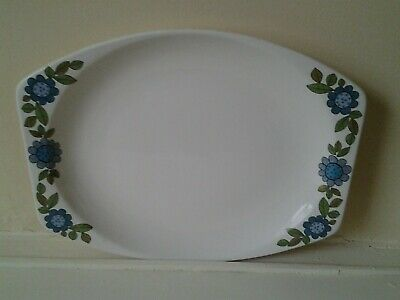 Alfred Meakin Topic Serving Plate • 5.50£