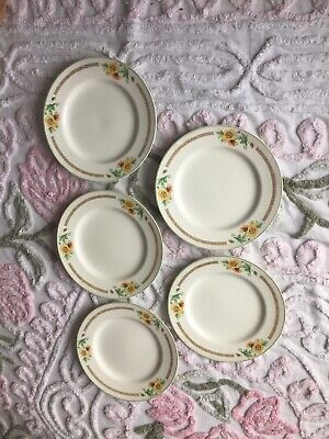 J & G Meakin Sol 391413  MIXED PLATES • 9.99£