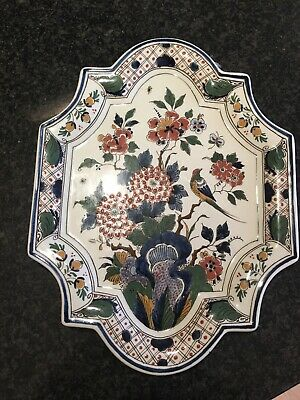 Delft Wall Plate Edition 627 • 10£