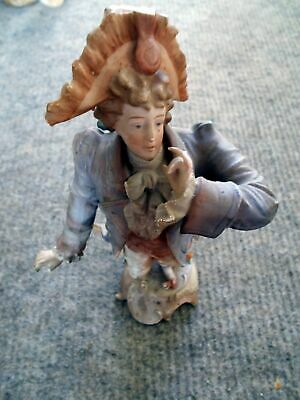 A Figurine Of A Man In Very Good Condition • 15£