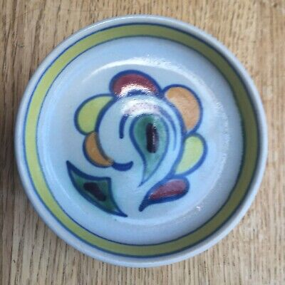 Vintage BUCHAN Stoneware Small Dish In Sutherland Design Immaculate  • 10.50£