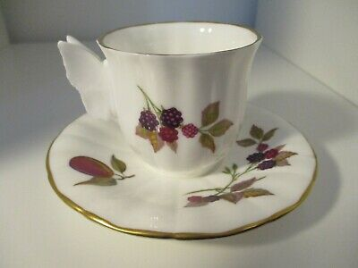 Royal Worchester Arden Cup & Saucer Small • 12£