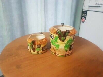 2 X Pieces Of Beswick Ware Cottage Ware • 5£