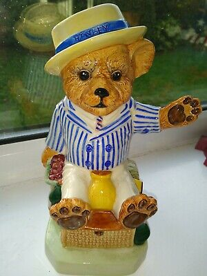 Kevin Francis Henley Teddy Limited Edition Of 250 Toby Jug • 40£