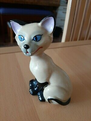 WADE DISNEY - BLOW UP - 'Si' (Siamese Cat)  - Made In England. • 78£