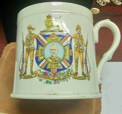 Commemorative China Mug • 7.50£