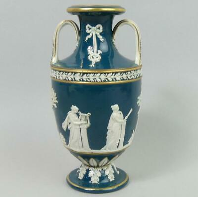 Antique Wedgwood Pottery Classical Design Vase C.1860 • 120£