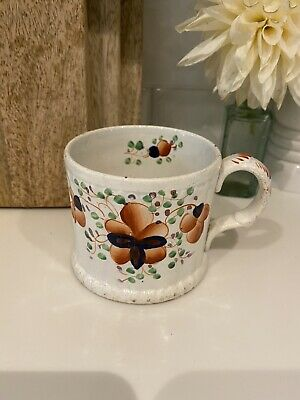 Antique Victorian China Mug • 4.99£