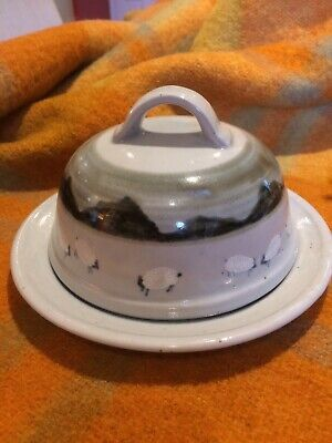 Highland Stoneware Cheese/Butter Dome • 40£