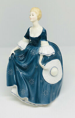 Royal Doulton Hilary Figurine HN2335 1966 Vintage Collectable Pretty Lady • 34.99£