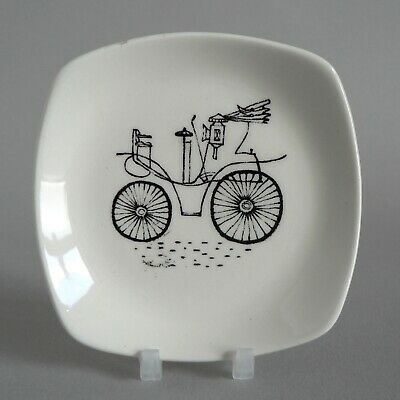 Midwinter Terence Conran 1900 Benz 3hp Pin Tray / Pickle Dish Mid-century Modern • 12.99£