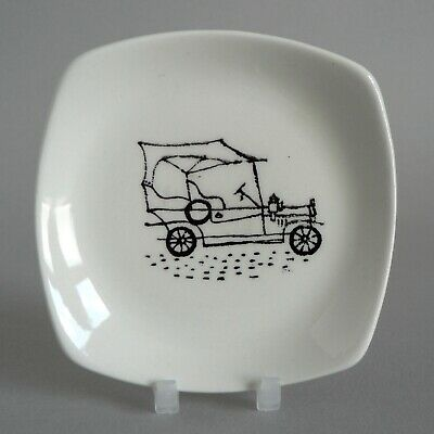Midwinter Terence Conran 1903 Wolseley Pin Tray / Pickle Dish Mid-century Modern • 12.99£