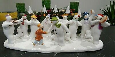 Coalport The Snowman Party Limited Edition • 370£