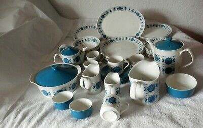 Vintage Retro Johnson Brothers Engadine Snowhite Ironstone 50s/60s • 10.50£
