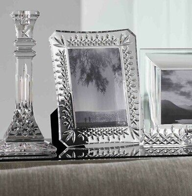 Waterford Crystal Lismore 4 X 6 Inch 10 X 15 Cm Picture Photo Frame • 76.99£