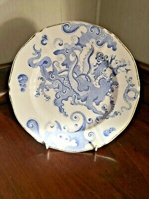 Worcester Blue Dragon Plate 8 Inch • 12£
