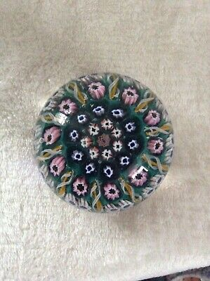 Perthshire Style Paperweight Millefiori Paperweight • 20£