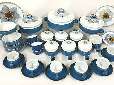 Discontinued Vintage Chatsworth By Denby 67 Piece Job Lot Excellent Con  • 49.99£