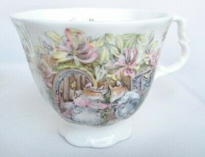 Brambly Hedge Summer Cup  - Royal Doulton 1st • 20£