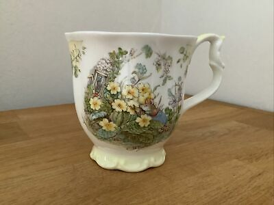 Royal Doulton BRAMBLY HEDGE Cup/Beaker - Spring Collection • 10£