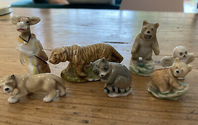Wade Whimsies Animals • 7.50£