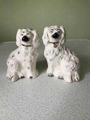 Beswick Staffordshire King Charles Spaniels • 15£