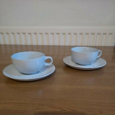 X2 Royal Copenhagen Cups And Saucers • 25£