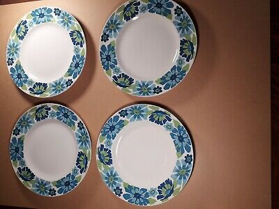Midwinter Jessie Tate English Garden Plates X 4. 10 Inch  • 13.99£