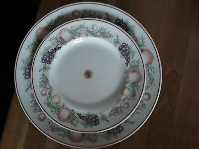 Boots Orchard 2 Tier Cake Stand - No Rods. • 4£