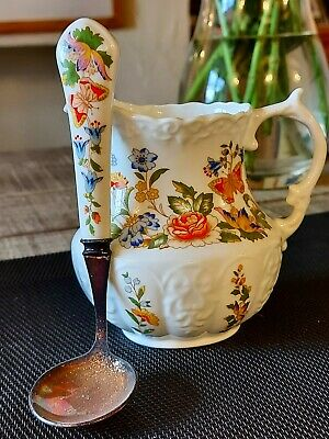 Aynsley Cottage Garden Jug With Ladle  • 7.99£