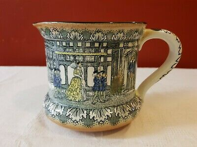 Royal Doulton Old Moreton Ware Visit Of Elizabeth 1589 Commemorative Jug • 29.95£