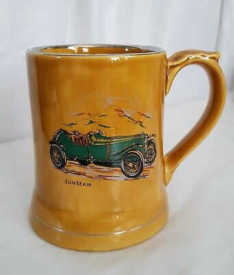 Tankard With Sunbeam By Wade • 5.99£