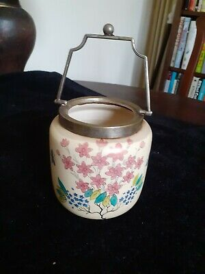 Japanese Preserve Pot • 25£